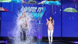 You Won't Believe How This Round of 'Make It Rain' Ends!