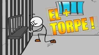 getlinkyoutube.com-EL PRISIONERO MAS TORPE !! - Escaping The Prison | Fernanfloo