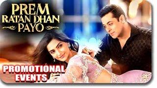Prem Ratan Dhan Payo (2015) Movie Promotional Events   Salman Khan, Sonam Kapoor   Uncut