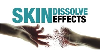 getlinkyoutube.com-Skin Dissolve Effect (Disintegration) - After Effects TUTORIAL ITA (Easiest Way!)
