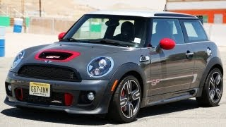 getlinkyoutube.com-The One With The 2013 MINI John Cooper Works GP! - World's Fastest Car Show Ep. 3.8