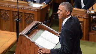 getlinkyoutube.com-President Barack Obama delivers stirring speech in Parliament