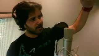 getlinkyoutube.com-Javed Ali (Diya Aur Baati Hum Song Recording) - Making