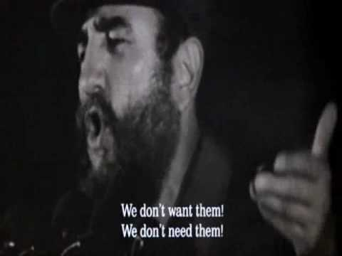 Scarface Intro - Fidel Castro Speech