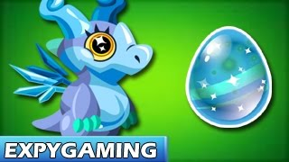 getlinkyoutube.com-How To Get CRYSTAL DRAGON by Breeding Pure Dragons in Dragon City
