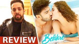 Befikre Review by Salil Acharya | Ranveer Singh, Vaani Kapoor | Full Movie Rating