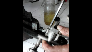 Cara servis kompor gas