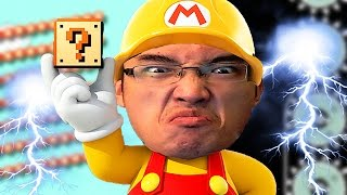 getlinkyoutube.com-CE LABYRINTHE ME VIRE AU FOU ! | Super Mario Maker #104