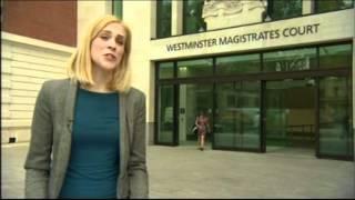 getlinkyoutube.com-Jacqueline Woodhouse - Jailed for racist rants (BBC1 London coverage)