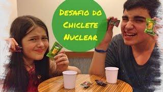 getlinkyoutube.com-Desafio do Chiclete Nuclear com Felipe Calixto - Julia Silva