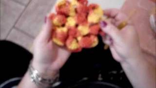 getlinkyoutube.com-Flor Dália em Crochê