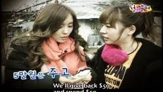 getlinkyoutube.com-Invincible Youth | 청춘불패 - Ep.23 : Making G7's special seasoning