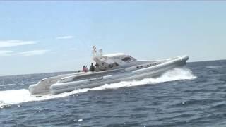 getlinkyoutube.com-The RIB boats Heaven 80 & 55, IBIZA