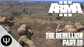 getlinkyoutube.com-ARMA 3: Altis Life — The Rebellion — Part 10 — Police Checkpoint!