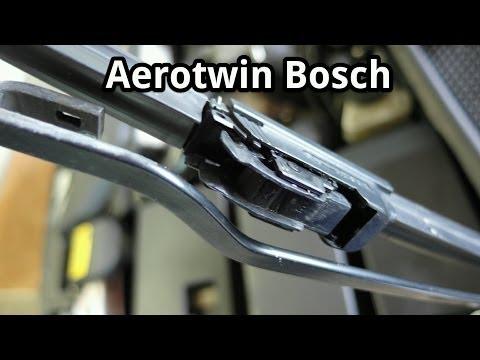 ... wechseln (Aerotwin Bosch)