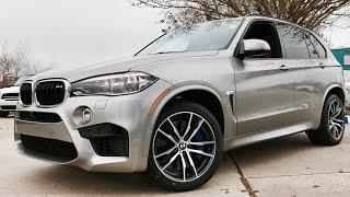 getlinkyoutube.com-2017 BMW X5 M Full Review /Exhaust /Start Up