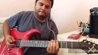 Solo de Guitarra- Como Será la Mujer Rigo Tovar