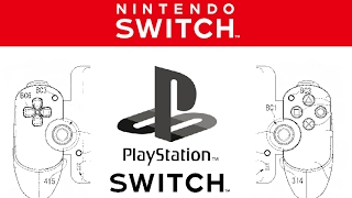 getlinkyoutube.com-Nintendo Switch - Sony Wants It's Own Switch?