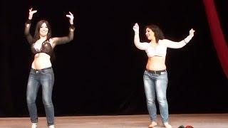 getlinkyoutube.com-مش صافيناز .رقص شرقي مصري .Belly Dance