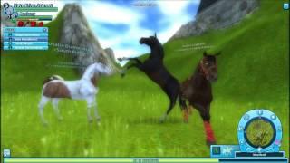 getlinkyoutube.com-Starstable online-Divocí koně