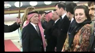فيلم خاص وحصري عن جلالة الملك الراحل الحسين رحمة الله يظهر للمرة الأولى من مصورة الخاص حنا فراج