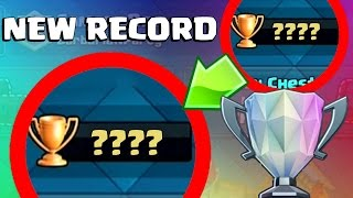 getlinkyoutube.com-NEW TROPHY RECORD! HOW? | Clash Royale | Legendary Lava Hound Deck