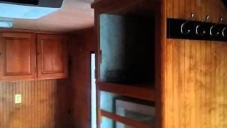 getlinkyoutube.com-Toy hauler custom built cargo trailer
