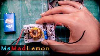 getlinkyoutube.com-Voltage Booster (Boost converter)