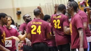 Booker T. vs Granby High Alumni Game Highlights