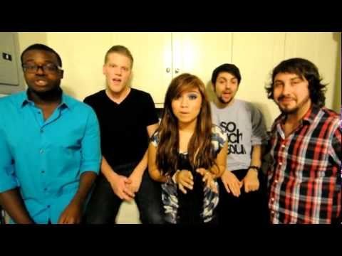 &quot;Edge of Glory&quot; Lady Gaga (Pentatonix Cover)