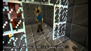 Minecraft SCP showcase part 1