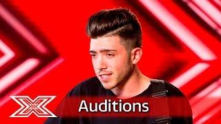 getlinkyoutube.com-Emotions run high for Christian Burrows | Auditions Week 1 | The X Factor UK 2016