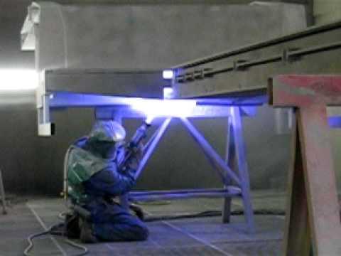Processo ArcSpray de Metalização - Comersul