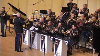 getlinkyoutube.com-The U.S. Army All-Brass Big Band | A Stan Kenton Christmas