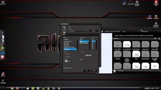 getlinkyoutube.com-How to make your desktop look cool windows 7/8