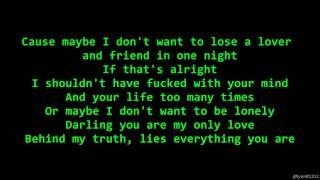 getlinkyoutube.com-Ed Sheeran- Everything You Are [Lyrics]
