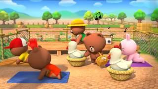 getlinkyoutube.com-[LINE บราวน์ฟาร์ม] เกมฟาร์มมิ่ง เกมแรกจาก LINE มาแล้ว!