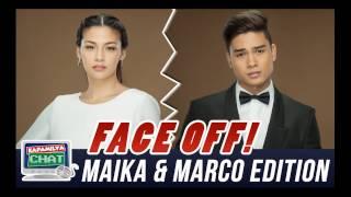 getlinkyoutube.com-Marco vs Maika in Kapamilya Chat's Face Off Challenge