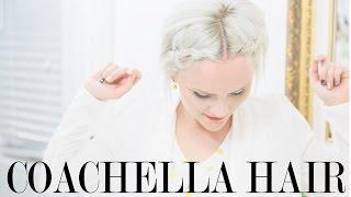 getlinkyoutube.com-Coachella Hair Tutorial: Twisted Pixie