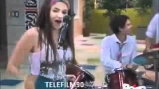 getlinkyoutube.com-incorreggibili - Natalie Pérez canta crazy love