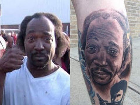 Would You Get a Charles Ramsey Tattoo? This Man Did