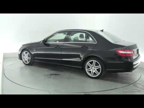 2010 MERCEDES E-CLASS E250 CDI BLUEEFFICIENCY SPORT