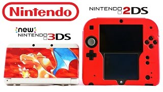 getlinkyoutube.com-Nintendo 2DS vs. New 3DS Comparison | Which Handheld is BEST for You?