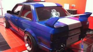 getlinkyoutube.com-BH 04 ARO BMW e30 M5 turbo faster & stronger