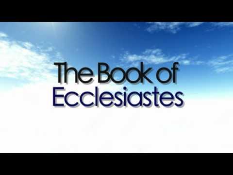 The Bible: Ecclesiastes (Preacher)