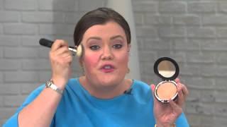 getlinkyoutube.com-It Cosmetics Supersize Celebration Foundation with Brush with Amy Stran