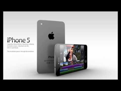 iPhone 5 New Concept 2012 (REAL!!) HD
