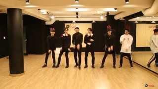 getlinkyoutube.com-TEEN TOP(틴탑) 새해선물 '눈사탕'(Snow Kiss) 안무영상 함정ver.