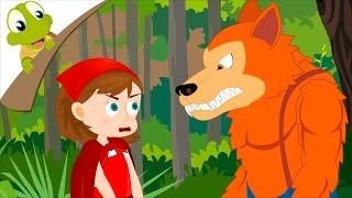 getlinkyoutube.com-Little Red Riding Hood Story Song for Kids