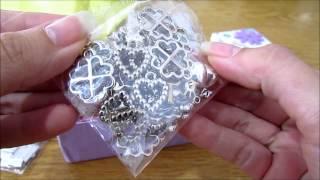 getlinkyoutube.com-Paquete de intercambio recibido de Reneé Flores